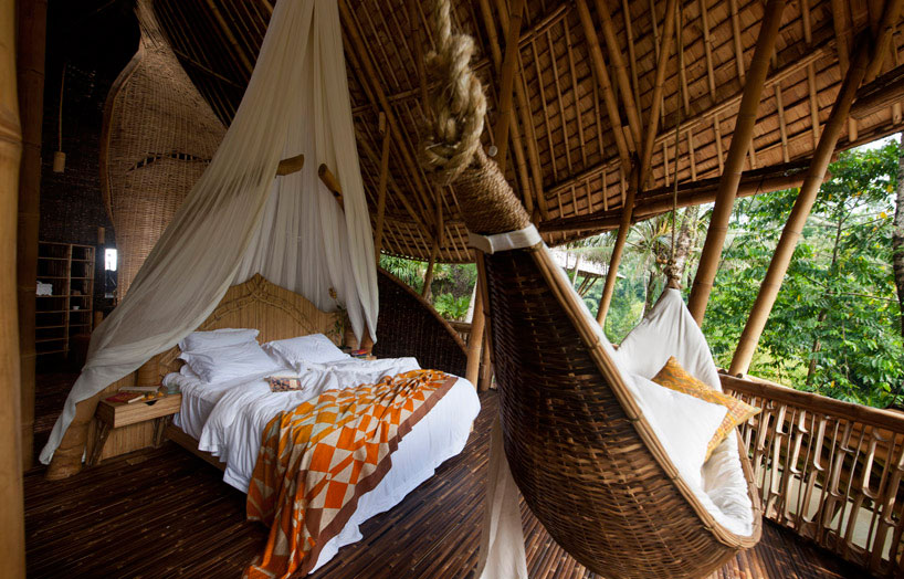 bali green village treehouse hotel