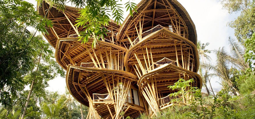 Green Village  U2013 Exotic Treehouse Hotels In Bali  Indonesia